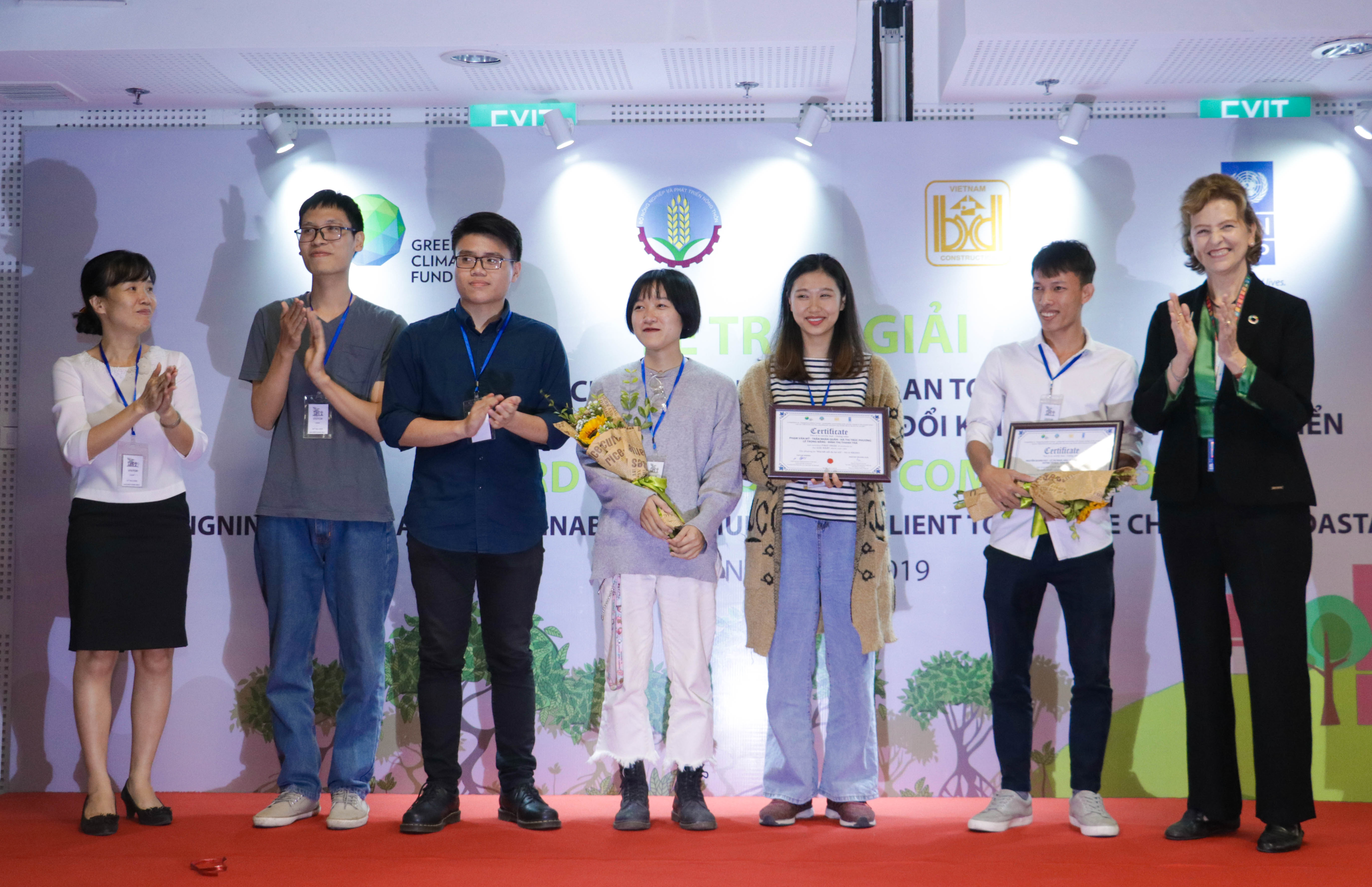 "Winners of ""Designing Houses and Sustainable Communities Resilient to Climate Change in Coastal Areas"" competition announced"